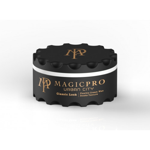 Magic Pro Classic Look - Hair Styling Wax - 150ml