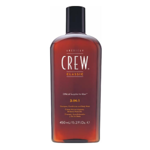 American Crew 3 in 1 Shampoo 450ml