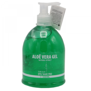 Sibel Nabehandelings Gel Aloe Vera 500ml