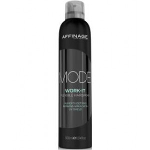Affinage Mode Styling Work It Hairspray 600ml