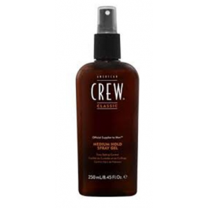 American Crew Medium Hold Spray Gel - 250 ml