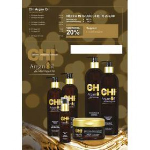 CHI Argan Oil - Salon Starter Kit