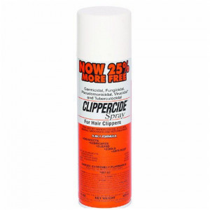 Barbicide - Clippercide Tondeuse Spray - 500 ml