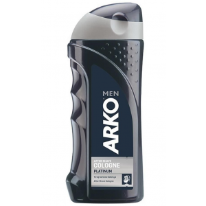 Arko Men Aftershave Cologne - Platinum