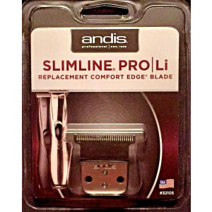 Andis Slimline Pro-li / D-8 replacement Blade