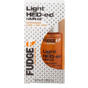 Fudge Light Hed-Ed Hair Oil 50ml