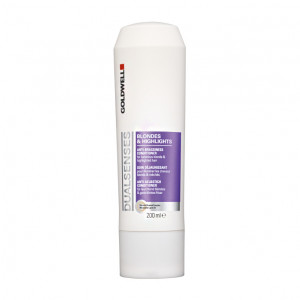 Goldwell DS Blondes & Highlights Anti-Brassiness Conditioner 200ml