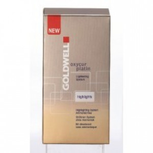 Goldwell Oxycur Platin Lightning System