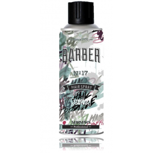 BARBER Haarlak Nr. 17 Strong Hold, 400gr
