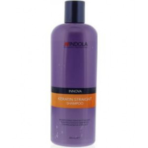 Indola Innova Keratin Straight Shampoo 300ml