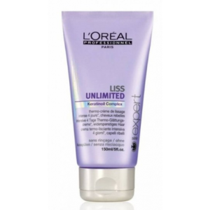 L'Oreal Serie Expert Liss Unlimited Leave-in Creme 150 ml