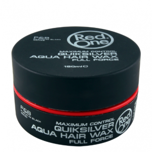 Red One Quiksilver Aqua Hair Gel Wax, 150 ml