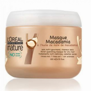 L'Oreal Professionnel Nature Riche Macadamia Mask