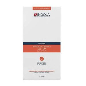 Indola Designer Silkstraight Kit 2 Kleur