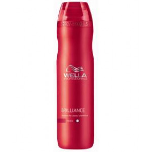 Wella Care Brilliance Shampoo weerbarstig 250ml