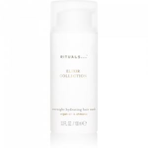 RITUALS elixir collection overnight hydrating hair mask 100ml