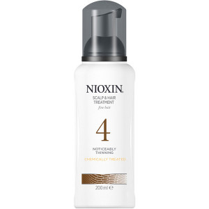 Nioxin Scalp Treatment 200ml System 4