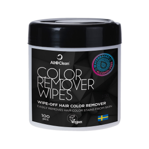 Hair Color Remover Wipes 100stuks.
