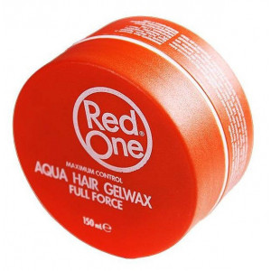 Red One Haarwax - Orange Aqua Hair Gelwax 150ml