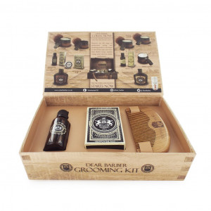 Dear Barber Beard Grooming Set