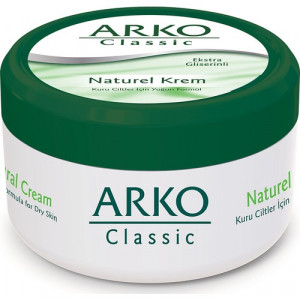 Arko Nem Classic Natural Hand- en Bodycrème 300ml