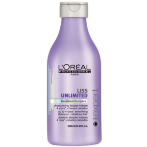 l'oreal Liss Unlimited Shampoo 250ml