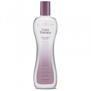 Biosilk Color Therapy Cool Blonde Shampoo 207ml