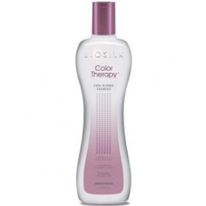 Biosilk Color Therapy Cool Blonde Shampoo 355ml
