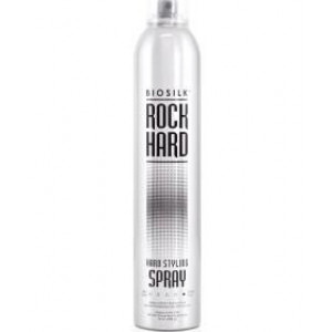 Biosilk Rock Hard Hard Styling Spray 248gr.
