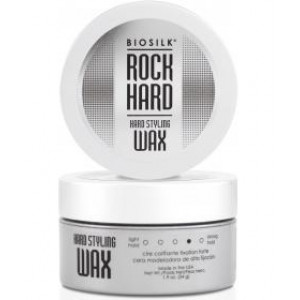 Biosilk Rock Hard Hard Styling Wax 54gr.