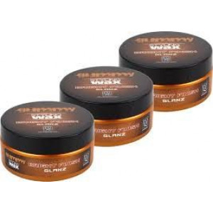 FONEX GUMMY STYLING WAX BRIGHT FINISH 3-PACK