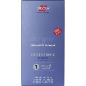Indola Designer Silkwave Exothermic Kit 1 Natural