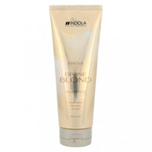 Indola Innova Divine Blond Shampoo 250 ml