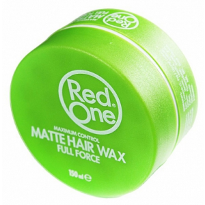 Red One Matte Wax Full Force 150 ml