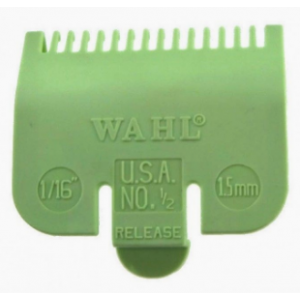 Wahl accessoires opzetkam 1,5 mm Lime groen