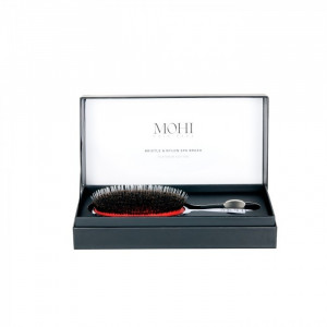 Mohi - Bristle & Nylon Spa Brush - Platinum Edition