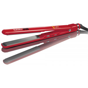 Babyliss Straightener Straight/Curl 24mm Rood (BAB2072RE)