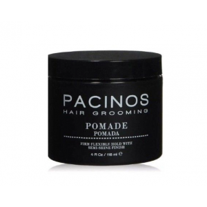 Pacinos Hair Grooming Pomade Firm Flexible Hold With 118ml