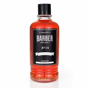70 % Alcohol en Desinfecterende BARBER Cologne DELUXE NO14 - 400ml
