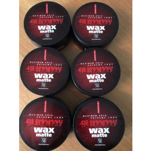 Fonex Gummy Wax Keratin Matte 150ml 6x