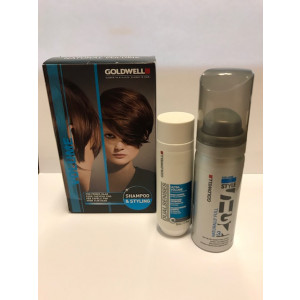 Goldwell Duo Testset For Natural Volume 50ml