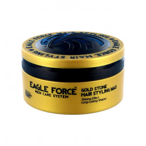Eagle Force Gold Stone Hair Styling Wax 150 ml
