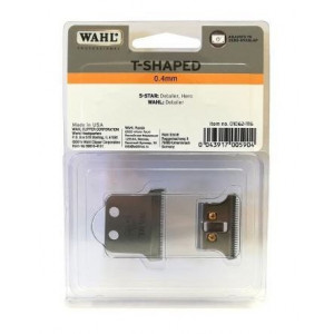 Wahl Snijmes T-Shaped  Detailer/Hero T-blade 32mm 01062-1116
