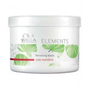 Wella Elements Mask 500ml